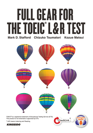 FULL GEAR FOR THE TOEIC® L&R TEST